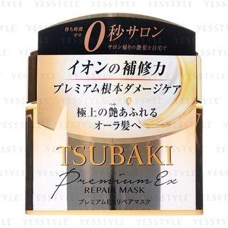 Shiseido - Tsubaki Camellia Premium Repair Hair Mask 180g