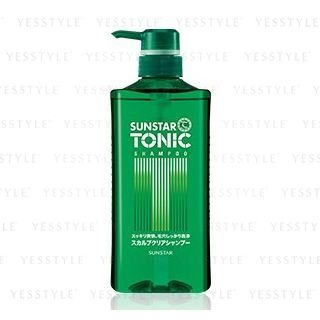 Sunstar - Tonic Scalp Clear Shampoo 520ml