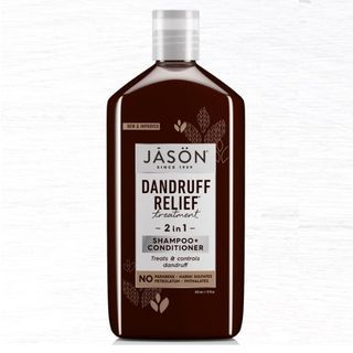 JASON - Dandruff Relief Treatment 2 in 1 (Shampoo + Conditioner) 12 oz 12oz / 355ml 1068320217