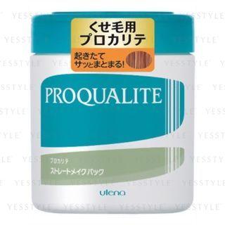 Utena - Proqualite Straightening Hair Pack 440g 1060519354