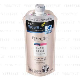 Kao - Essential Smart Style Cuticle Care Conditioner (Refill) 340ml 1068120391