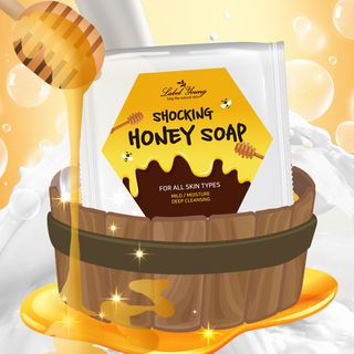 Label Young - Shocking Honey Soap 100g 100g 1058573038