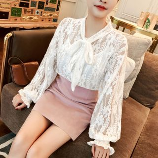Arconte Lace Blouse