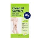 MISSHA - Clean Up Comfort Wax Strip (Big) 10pcs + Finishing Tissue 2pcs 1596