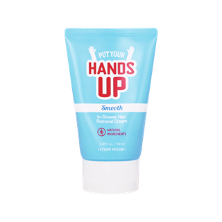 Etude House - Put Your Hands Up Smooth In-Shower Hair Removal Cream 100ml 100ml 1052844229