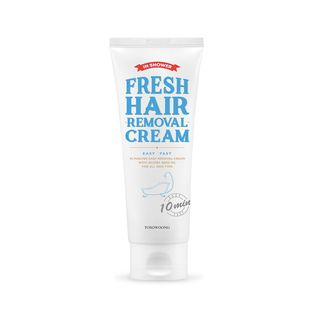 TOSOWOONG - In Shower Fresh Hair Removal Cream 100ml 100ml 1067973222