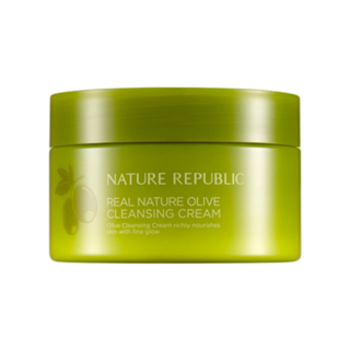 NATURE REPUBLIC - Real Nature Cleansing Cream (Olive) 200ml 200ml 1050166173