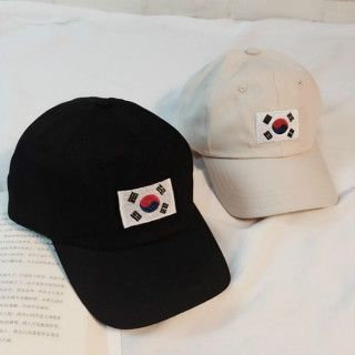 Korean Flag Baseball Cap