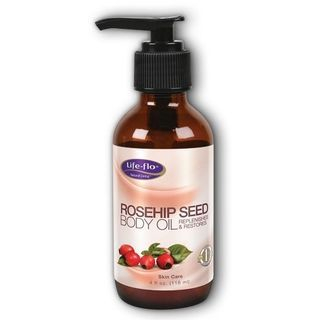 Life-Flo - Rosehip Seed Body Oil 4 oz 4oz / 118ml 1066660287