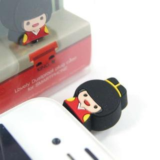 "Miracle Korea"" Series Earphone Cap"