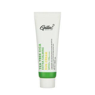 gilla8 - Tea Tree Cica Extra Calming Sun Screen 50ml