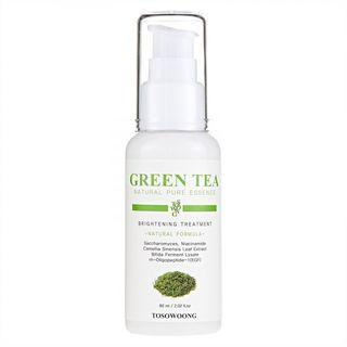 TOSOWOONG - Green Tea Eco Brightening Essence 60ml 60ml
