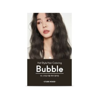 Etude House - Hot Style Bubble Hair Coloring NEW - 9 Colors NEW - #6B Charcoal Gray