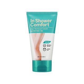 MISSHA - In Shower Comfort Hair Removal Cream (Sensitive Skin) 100g 100g 1057947400