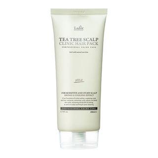 Lador - Tea Tree Scalp Clinic Hair Pack 200ml