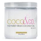 Coco&Co - The Purest Virgin Coconut Oil For Hair & Skin 8 oz 8oz / 236nl 1596