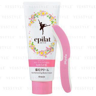 Kracie - Epilat Hair Removing Body Cream Treatment EX 150g 1057341490