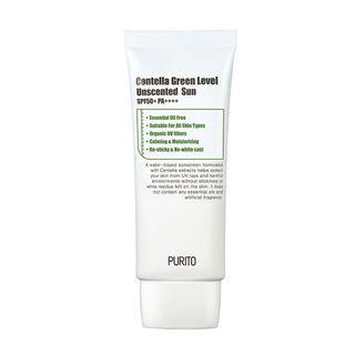 PURITO - Centella Green Level Unscented Sun 60ml
